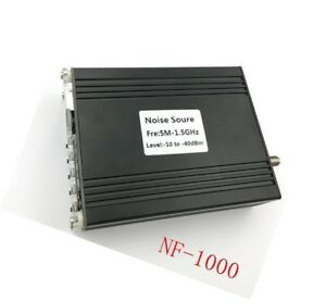5m 1 5ghz Rf Noise Source Signal Generator Spectrometer Tracking Source
