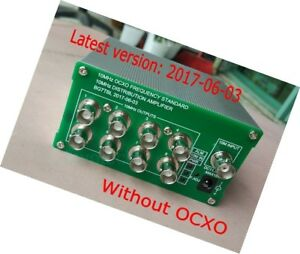 10mhz Distribution Amplifier Frequency Standard 8 Port Output