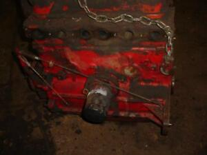 Original Ford Naa 800 600 Tractor 134 Engine Motor 6015 Jubilee naa 600 Ford