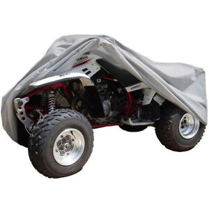 Full Atv Cover Dust Dirt Scratch Water Resistant Fits Suzuki Quadsport 160 Sm