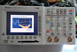 Reduced Tektronix Tds3052b 500 Mhz 5gs s 2 Channel Oscilloscope Dso