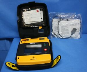 Lifepak 1000 Aed W 3 4 Battery Plus Case Needs Pads 99425 000025