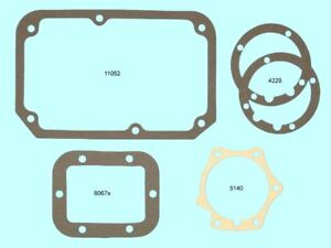 New 1948 56 Ford Truck 4 Speed T 98 Transmission Gasket Set 8mth 7153