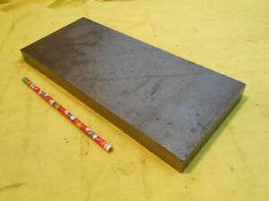 1018 Cr Steel Flat Bar Stock Machine Shop Rectangle Plate 955 X 5 X 12 Oal