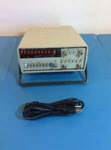 Hp Agilent 5315a Universal Frequency Counter 100mhz Jh