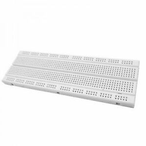 10 Pcs Pcb Breadboard Bread Board 830 Point Pt Solderless Test Mb102