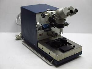 Lkb Bromma 2128 Ultrotome 90 00 1464 Ultramicrotome Cryo Cut System Microscope