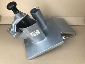 Genuine Oem Robot Coupe Vegetable Slicer Lid Prep Feed Head Cl50b Cl 50b 29078