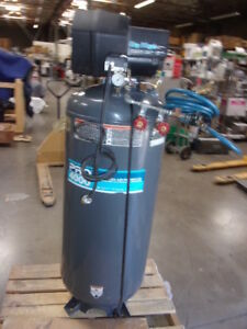 Devilbiss Ra500tve60v 3 5hp 60gall Oil Free Air Compressor