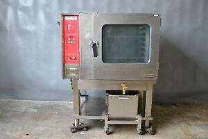 Used Alto shaam Combitherm Oven 7 14g Great Condition Free Shipping