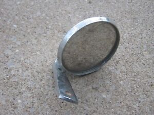 Original Vintage 1966 Ford Mustang Outside Mirror Coab 17743 A
