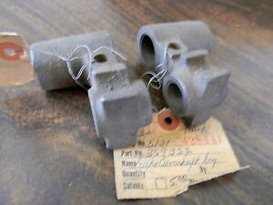 1930 1931 1932 1933 1934 Chevrolet Gmc 1 1 2 Truck Nos Brake Camshaft Bearings