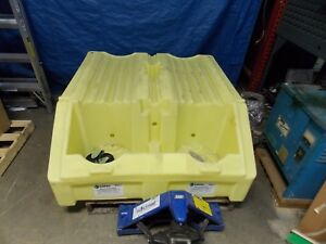 Enpac Poly racker Drum Dispensing And Containment System 2 Drum Cap 6000 ye