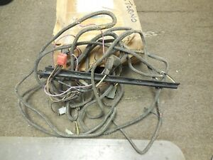 Nos 1972 Ford Torino Tail Lamp Wiring Harness