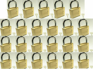 Lock Brass Master Combination 175 lot 23 4 Dial Resettable High Security