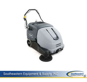 Demo Advance Sw900 Floor Sweeper