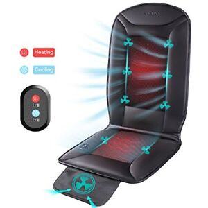 Naipo Cooling Cooler Car Seat Cushion Cool Cover Pad Protector Heating Warmer