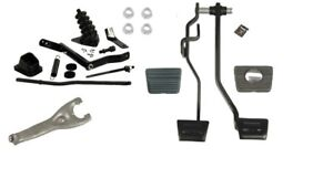 1968 70 Chevelle El Camino Master Clutch Linkage Kit With Pedals Power Brakes