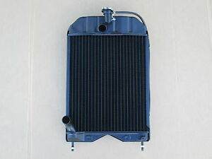 Radiator For Massey Ferguson Mf 135 148 20 203 205 35 Industrial 2135