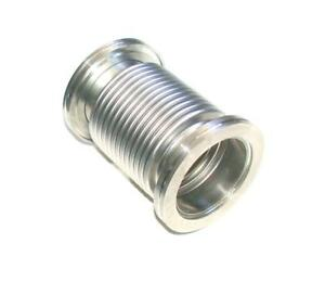 New Generic Stainless Steel Flexible Pipe Coupling 3 Pipe Length 6