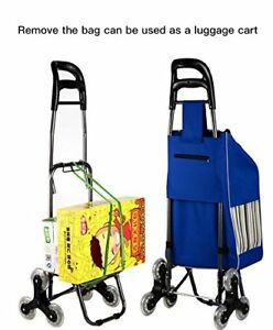 Shopping Trolleys Foldable Shopping Cartutility Cart Stair Climing Cart With