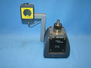 Mahr federal Digital I d Table Gage Model Ba 100 Resolution 001mm