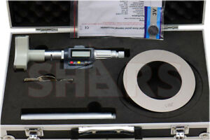 2 953 3 465 Electronic Three Point Internal Micrometer 00005 New