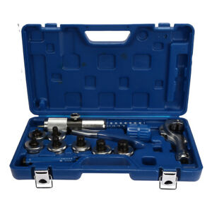 Ct 300a Hydraulic Tube Expander 7 Lever Tubing Expanding Tool Swaging Kit Tool