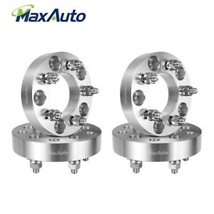4 1 25 82 5 5x5 To 5x4 5 M12x1 5 Studs Wheel Spacers For 02 12 Jeep Liberty