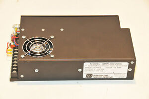 Integrated Power Designs Srw 300 2005 Dc Power Supply New