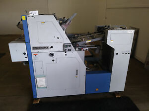 Ryobi 3200 Pcx Offset Perfector Perfecting Printing Press With Accessories more