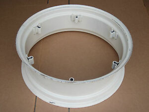 New Wheel Rim 9x28 6 loop Fits Many Massey Harris Colt 50 101 102 Jr 9 28 9 28