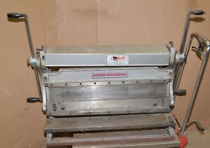 Grizzly 30 3 In 1 Sheet Metal Forming Machine G411 Blacksmith Tinsmith Tool