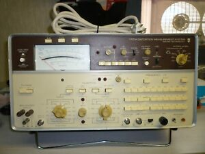 Sound Technology Model 1701a Distortion Measurement Analyzer System Serviced