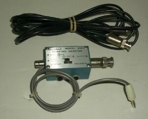 Keithley Instruments 6167 Guarded Input Adapter Rf Bnc Cable