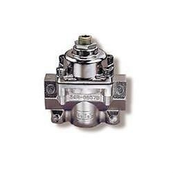 Holley Performance 12 803 Fuel Pressure Regulator 4 1 2 9 Psi 3 8 Inch Npt