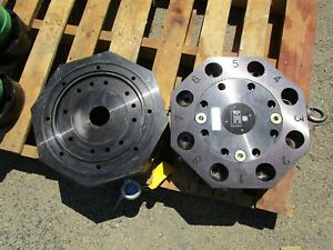 Sauter Turret Plate 0 5 901 020 Id 100631 Com Nr 98 73578 2 Disc Type New