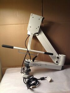 Karl Storz Monitor Arm Off Endoscope Endoskope Cart Good Condition