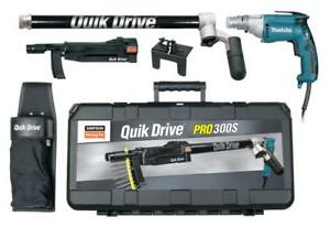 Simpson Strong tie Pro300sm25k Quick Drive System With 300s Makita 25k