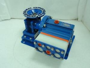 172142 New no Box Wanner P200nmwtt010c Hydra Cell Metering Pump 5 8 Id