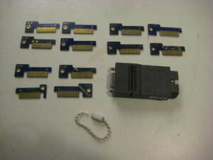 12 Different Obd Ii Snap On Personality Key Set With Adapter