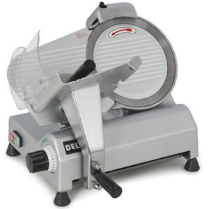 12 Inch Blade Commercial Meat Slicer Electric Deli Slicer Veggie Cutter Kitchen