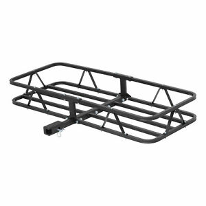 Curt 18145 Tubular Steel 48 Inch Basket Style Cargo Carrier W 2 Inch Opening