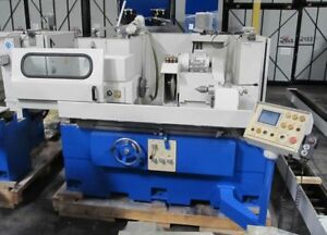Used Supertec G38p 60nc Programmable Universal Cylindrical Grinder New 2012