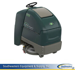 New Nobles Ss350 Stand on Disk Floor Scrubber
