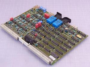 Arburg 328c Injection Control Card T97807