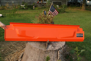 Kubota Rtvx1100 Cr Tail Gate Orange Cover Part K7621 97900 Cover Cargo Orane Nib
