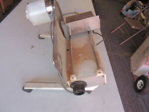 Meat Cheese Slicer For Repair Vintage