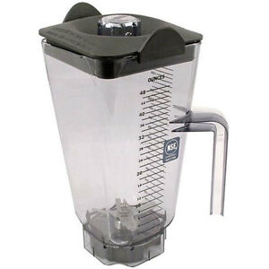 Vitamix 48 oz Container With Ice Blade And Lid