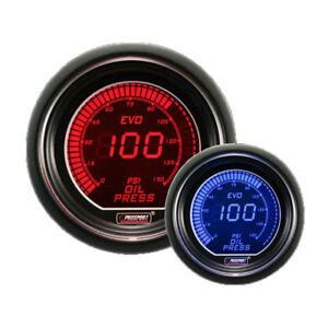 Prosport Evo Electrical Car Vehicle Oil Pressure Sending Unit Tester Gauge Kit